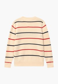 Tommy Hilfiger - STRIPE - Jumper - off-white - 1