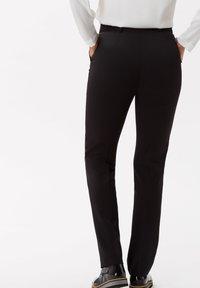 BRAX - STYLE SILVIA - Trousers - black - 1