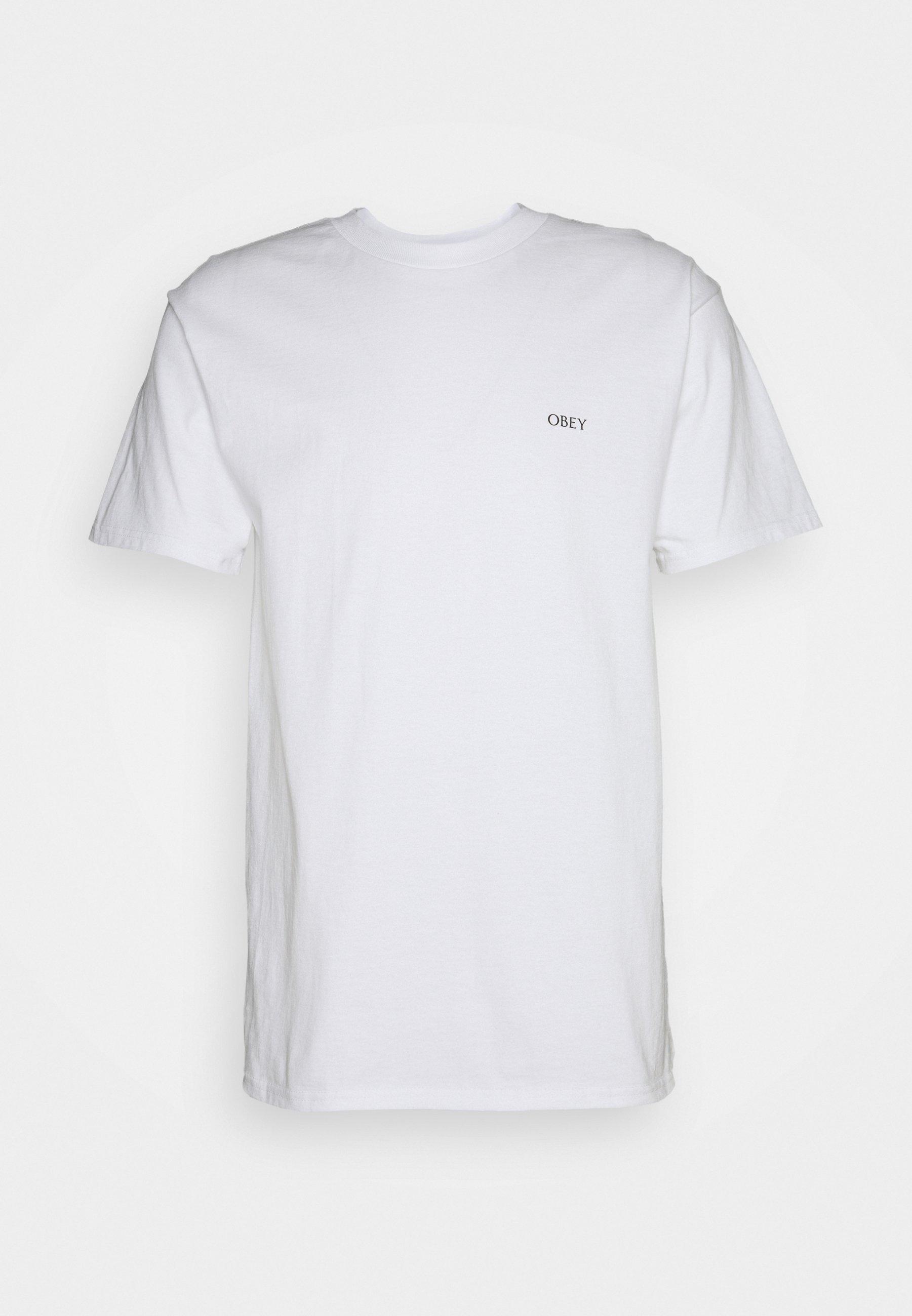 Men BURN BABY BURN - Print T-shirt