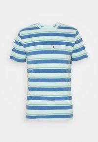 Levi's® - SUNSET POCKET - Print T-shirt - blue - 0