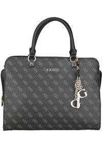 Guess - CAMY HANDTASCHE - Handbag - black - 0