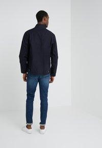 Barbour International - FARLEIGH CASUAL - Summer jacket - dark indigo - 2
