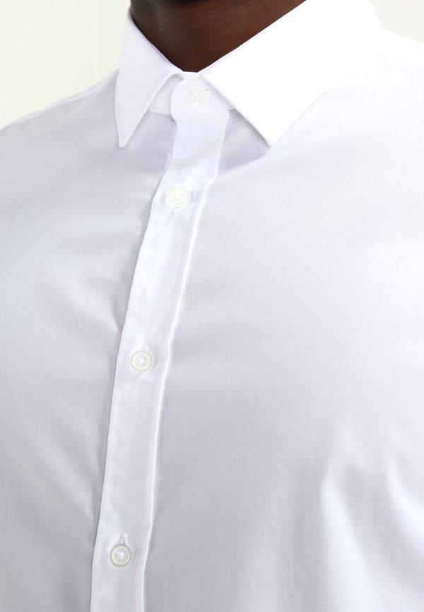 Pier One Koszula biznesowa - white/biały Odzież Męska YVTJ