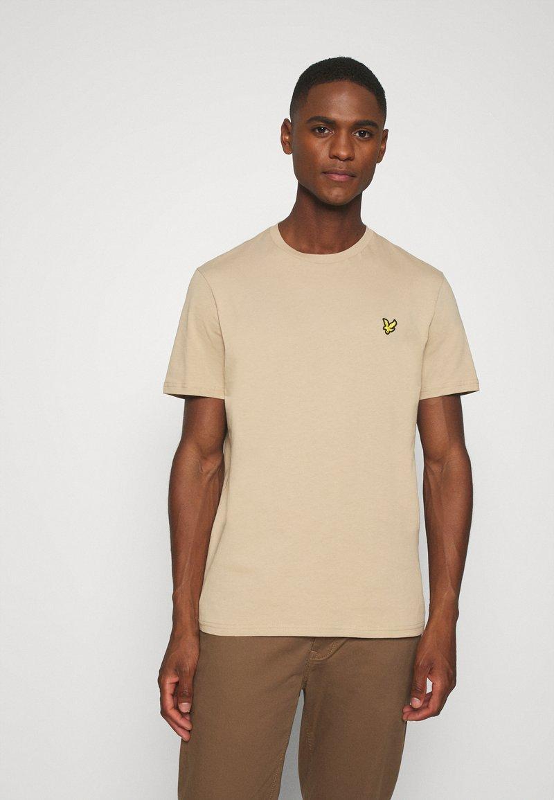 Lyle & Scott - T-shirt - bas - sand storm