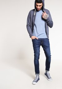 Jack & Jones - JJILIAM JJORIGINAL - Jeans Skinny - blue denim - 1
