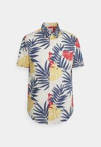 Ben Sherman - PALM PRINT - Skjorte - mango - 0