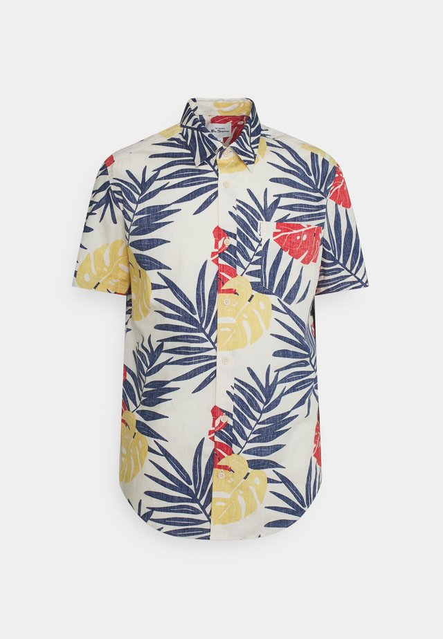 PALM PRINT - Skjorte - mango