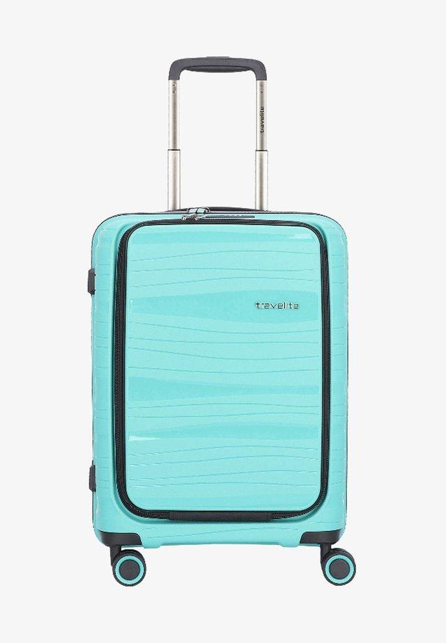 MOTION - Wheeled suitcase - mint