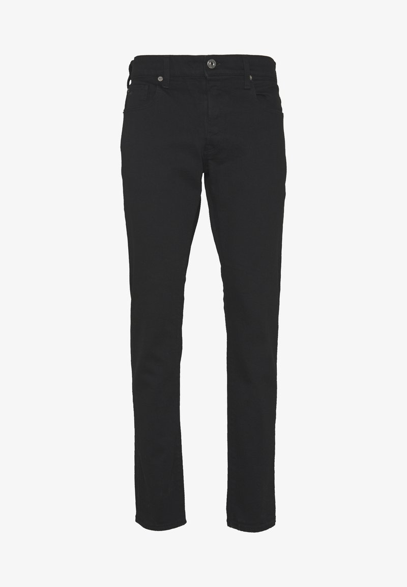 G-Star - STRAIGHT TAPERED - Straight leg jeans - black denim