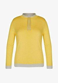Rabe 1920 - Sweatshirt - honig - 0