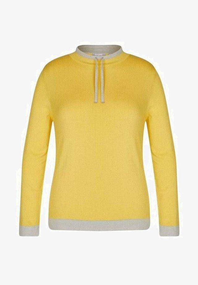 Sweatshirt - honig