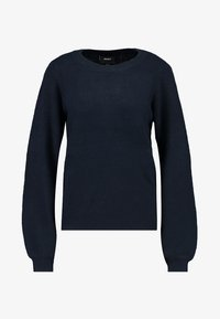Object - Maglione - mottled dark blue - 4