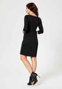 faina - Cocktail dress / Party dress - black - 2