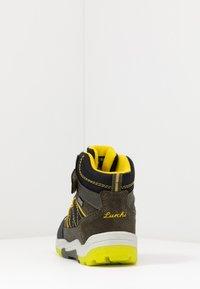 Lurchi - TALON - Winter boots - dark olive - 3