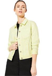 comma casual identity - Denim jacket - lemon - 4