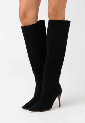 TAKIN ME HIGHER - High heeled boots - black