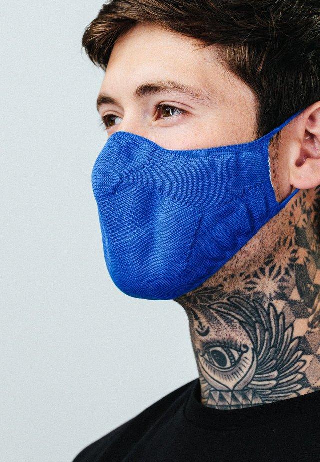 Stoffen mondkapje - blue