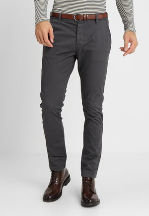 NELSON - Chinos - dark grey