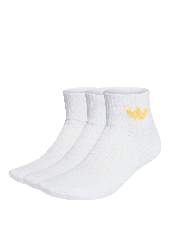Women MID ANKLE SOCKS ADICOLOR - Trainer socks