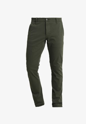 SMART SUPREME FLEX SKINNY - Chinos - deep depths