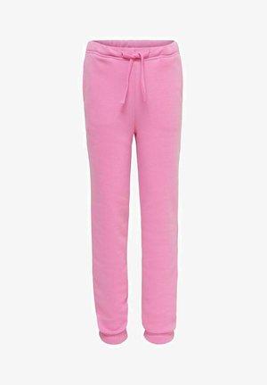 EINFARBIG - Verryttelyhousut - fuchsia pink