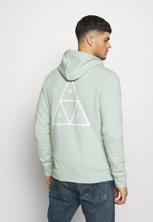 ESSENTIALS HOODIE - Sweat à capuche - harbor grey