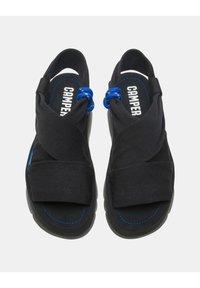 Camper - ORUGA UP - Platform sandals - schwarz - 2
