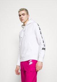 Nike Sportswear - HOODIE  - Sweat à capuche - white - 0