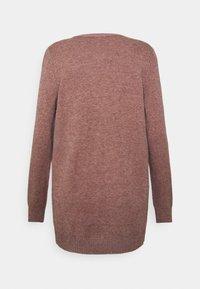 ONLY - ONLLESLY  - Cardigan - rose brown melange - 1