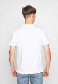 Newport Bay Sailing Club - MULTI TEE MARLS 7 PACK - T-shirt basique - black/white/grey/blue - 3
