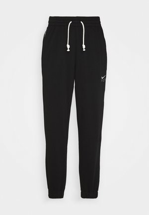 STANDARD ISSUE PANT - Tracksuit bottoms - black/pale ivory/pale ivory