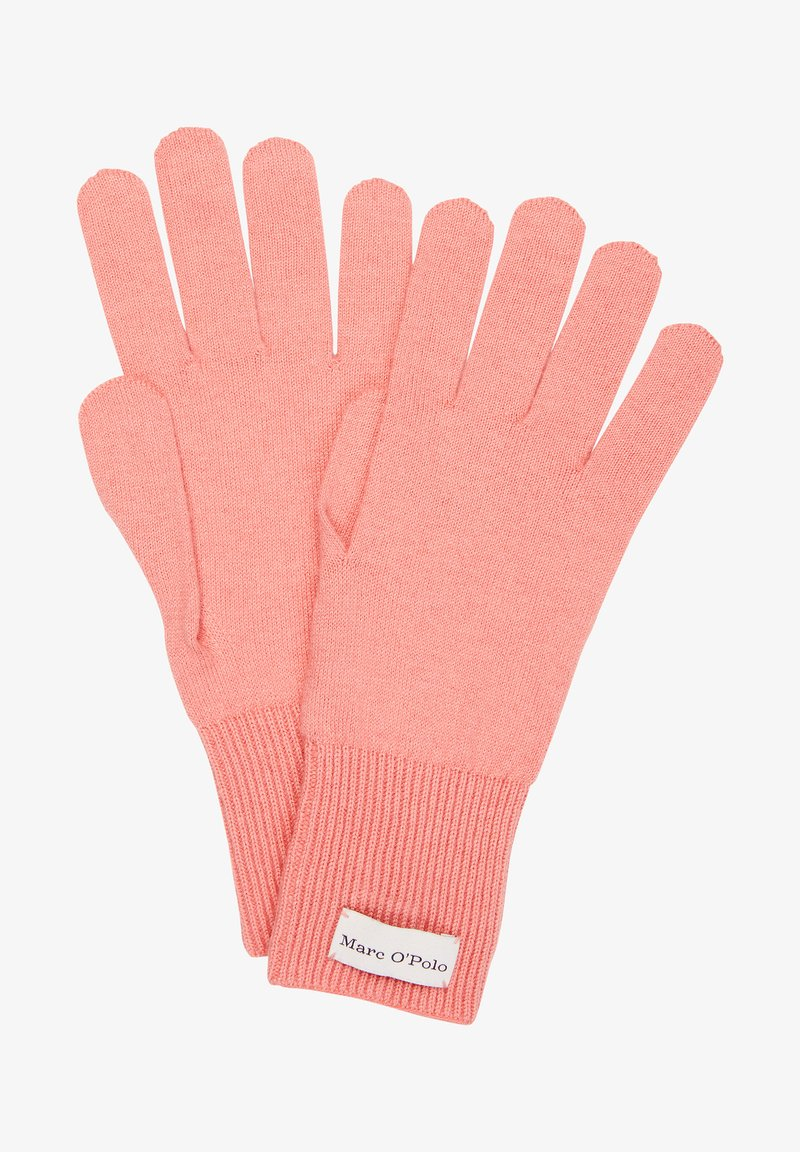 Marc O'Polo - Gloves - hazy peach