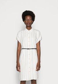 comma - Shirt dress - off white - 0
