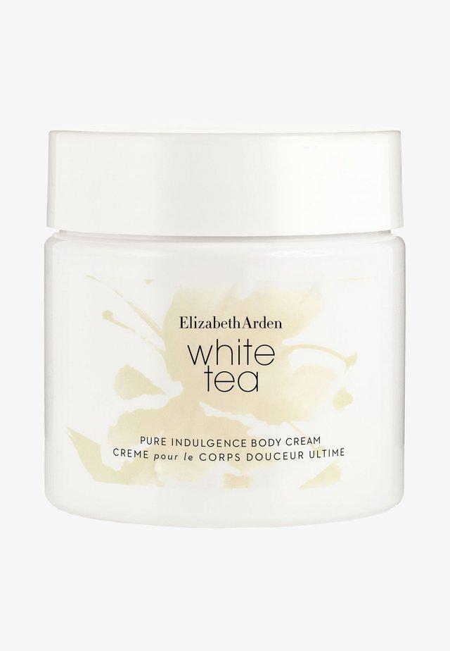 WHITE TEA BODY CREAM - Moisturiser - -