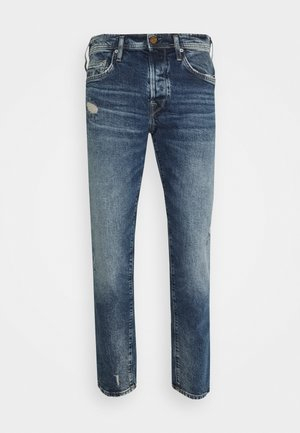 MARCO - Slim fit jeans - denimblue