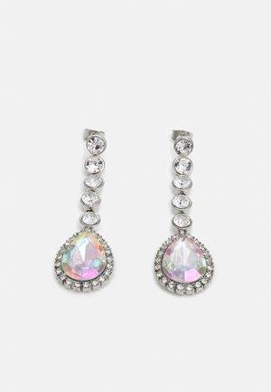 PCSAHRA EARRINGS - Earrings - silver-coloured