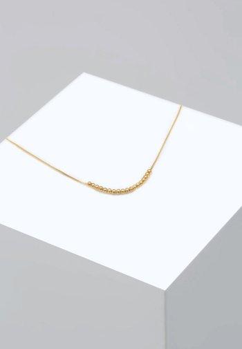 BASIC TREND - Naszyjnik - gold-coloured