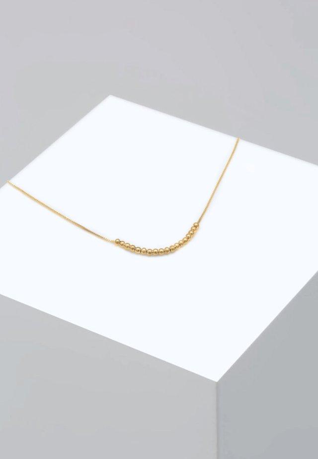 KOMBINIERBAR - Kaulakoru - gold-coloured