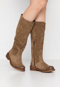 Felmini Wide Fit - COOPER - Boots - fat momma - 0