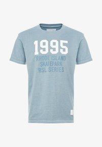 Replay Sportlab - Print T-shirt - teal - 3