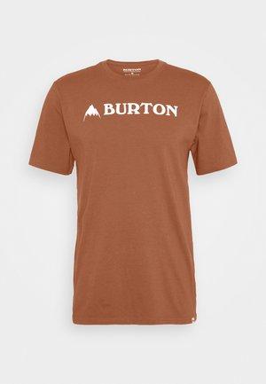HORIZONTAL - Print T-shirt - tandori