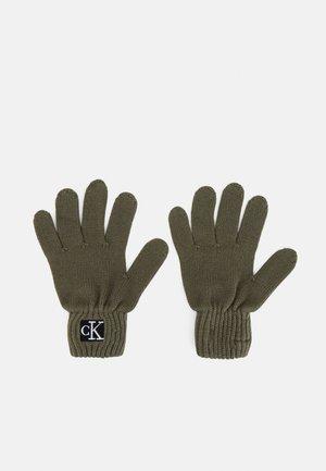 MODERN ESSENTIALS GLOVES UNISEX - Gloves - green