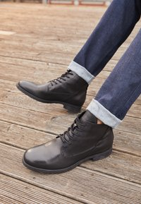 Replay - GUNHILL - Lace-up ankle boots - black - 4