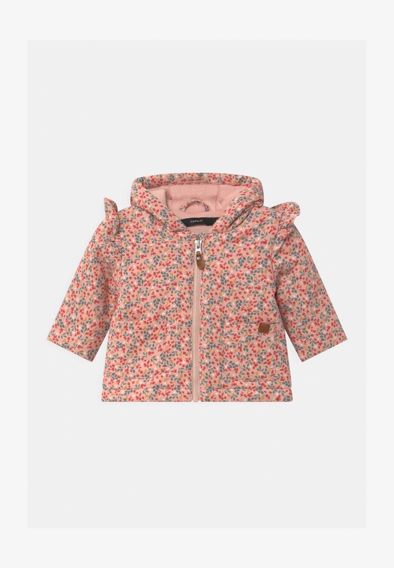 Name it - NBFMALI - Winter coat - peachskin