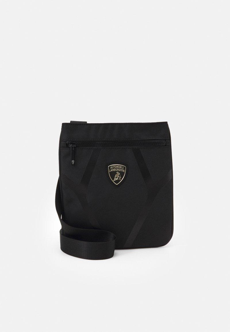 AUTOMOBILI LAMBORGHINI - Across body bag - nero