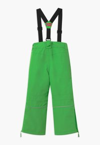 TrollKids - KIDS HOLMENKOLLEN SNOW SLIM FIT UNISEX - Snow pants - bright green - 1