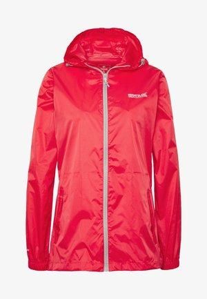 Regenjacke / wasserabweisende Jacke - red sky