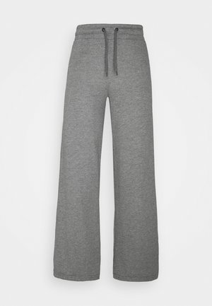 ONPARETHA JAZZ  - Pantalones deportivos - medium grey melange/dark grey