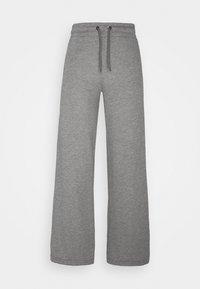 ONLY Play - ONPARETHA JAZZ  - Tracksuit bottoms - medium grey melange/dark grey - 4