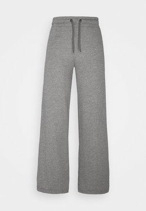 ONPARETHA JAZZ  - Tracksuit bottoms - medium grey melange/dark grey